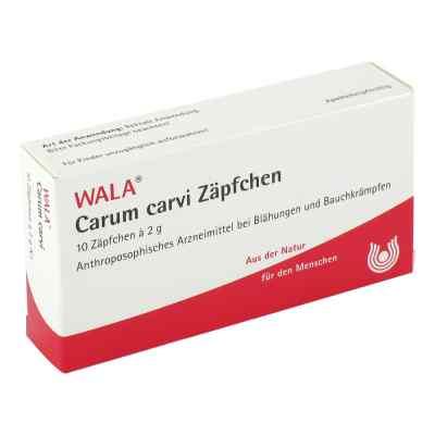 Carum Carvi Zäpfchen  bei juvalis.de bestellen