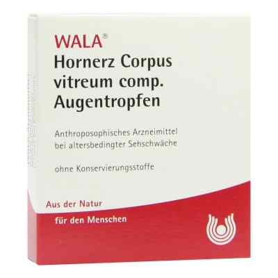 Hornerz/ Corpus Vitreum Comp. Augentropfen  bei juvalis.de bestellen