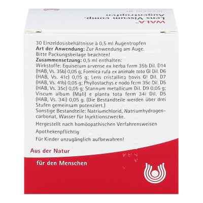 Lens Viscum compositus  Augentropfen  bei juvalis.de bestellen