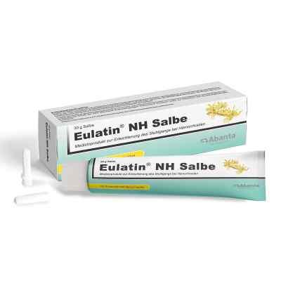 Eulatin Nh Salbe  bei juvalis.de bestellen