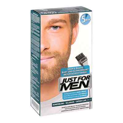 Just for men Brush in Color Gel hellbraun  bei juvalis.de bestellen