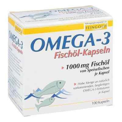 Omega 3 Fischöl Kapseln  bei juvalis.de bestellen