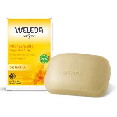Weleda Calendula Pflanzenseife  bei juvalis.de bestellen