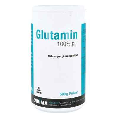 Glutamin 100% Pur Pulver  bei juvalis.de bestellen