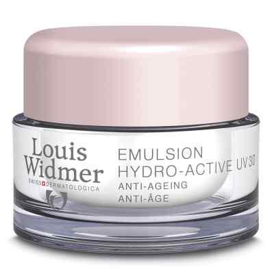 Widmer Tagesemulsion Hydro-active Uv30 leicht parf  bei juvalis.de bestellen