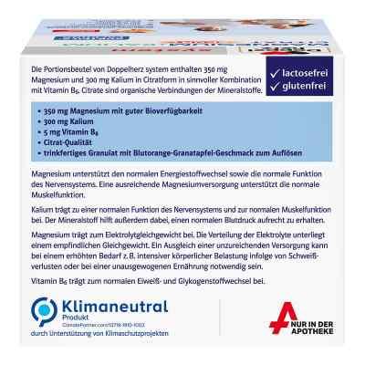 Doppelherz Magnesium + Kalium Citrat system Granulat  bei juvalis.de bestellen
