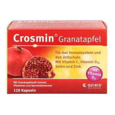 Crosmin Granatapfel Kapseln  bei juvalis.de bestellen