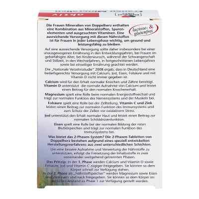 Doppelherz Frauen Mineralien Depot Tabletten  bei juvalis.de bestellen