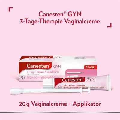 Canesten GYN 3-Tage-Therapie  bei juvalis.de bestellen