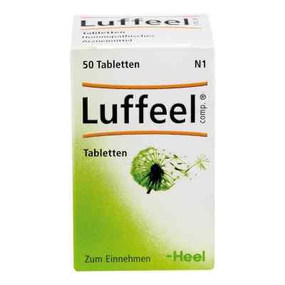 Luffeel compositus Tabletten  bei juvalis.de bestellen