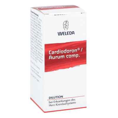 Cardiodoron/aurum compositus  Dilution  bei juvalis.de bestellen