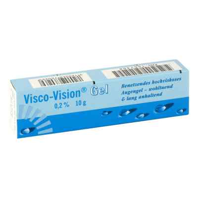Visco Vision Gel  bei juvalis.de bestellen