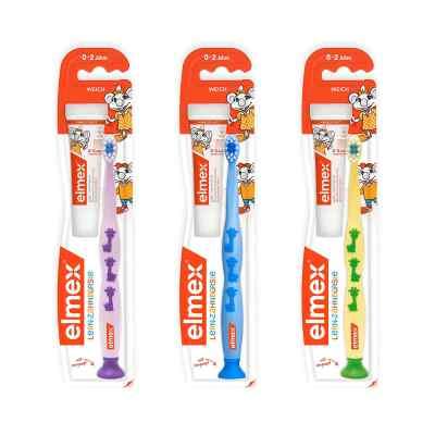 Elmex Lernzahnbürste  bei juvalis.de bestellen