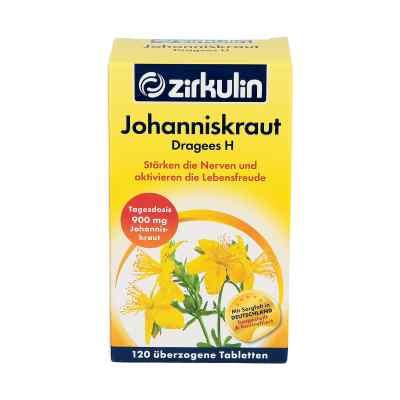 Johanniskraut Dragees H  bei juvalis.de bestellen