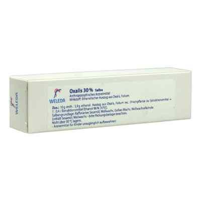Oxalis Folium 30% Unguentum  bei juvalis.de bestellen