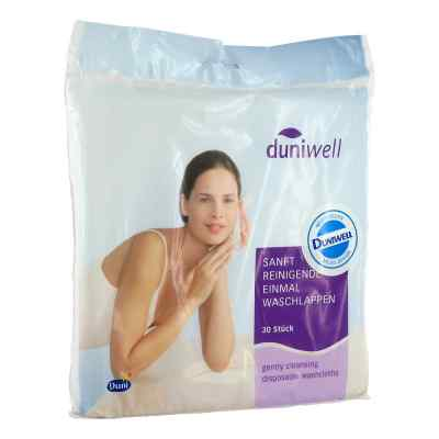Duniwell Einmal Waschlappen  bei juvalis.de bestellen