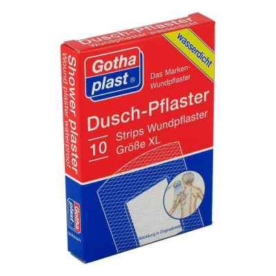 Gothaplast Duschpflaster Xl 48x70 mm  bei juvalis.de bestellen