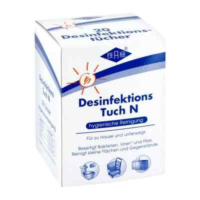 Desinfektionstuch N  bei juvalis.de bestellen