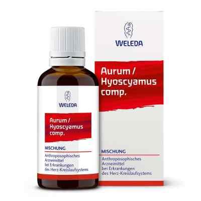 Aurum/hyoscyamus compositus Dilution  bei juvalis.de bestellen