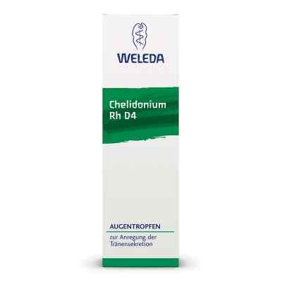 Chelidonium Augentropfen Rh D4  bei juvalis.de bestellen
