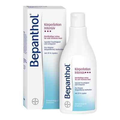 Bepanthol Intensiv Körperlotion Flasche  bei juvalis.de bestellen