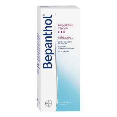 Bepanthol Intensiv Körperlotion Spenderflasche  bei juvalis.de bestellen