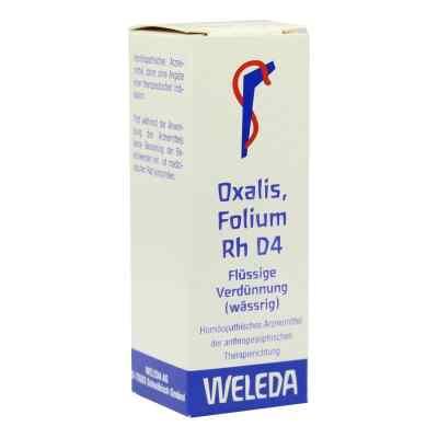 Oxalis Folium Rh D4 Dilution  bei juvalis.de bestellen