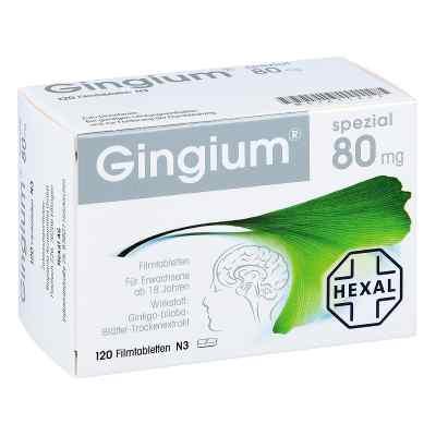 Gingium spezial 80mg  bei juvalis.de bestellen