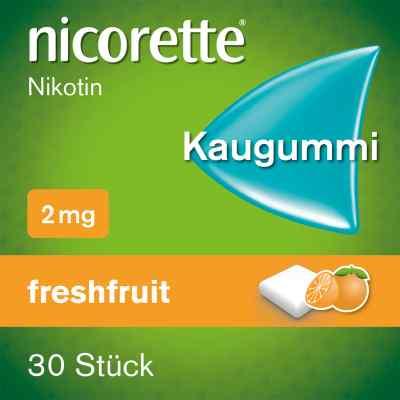 Nicorette 2mg freshfruit  bei juvalis.de bestellen