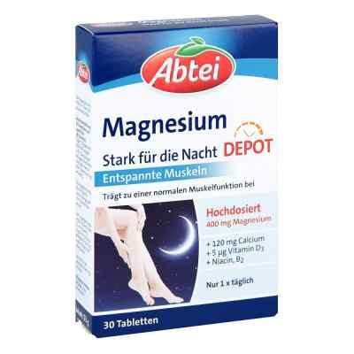Abtei Magnesium Stark für die Nacht Depot Tabletten  bei juvalis.de bestellen