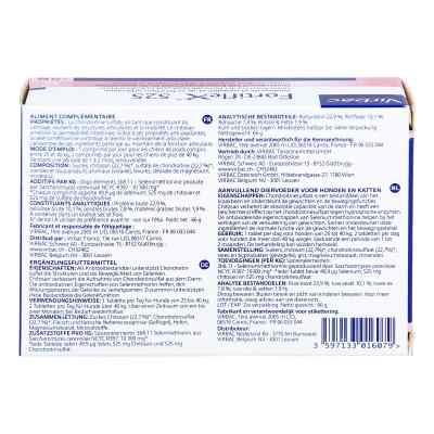 Fortiflex 525 veterinär Tabletten  bei juvalis.de bestellen