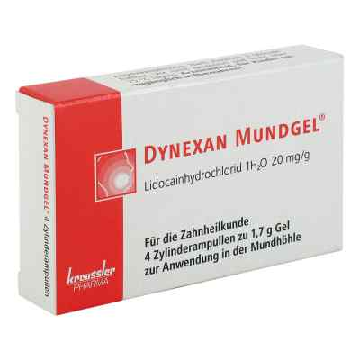 Dynexan Mundgel  bei juvalis.de bestellen