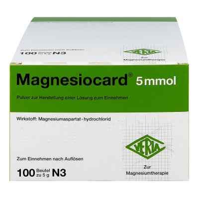 Magnesiocard 5 mmol Pulver  bei juvalis.de bestellen