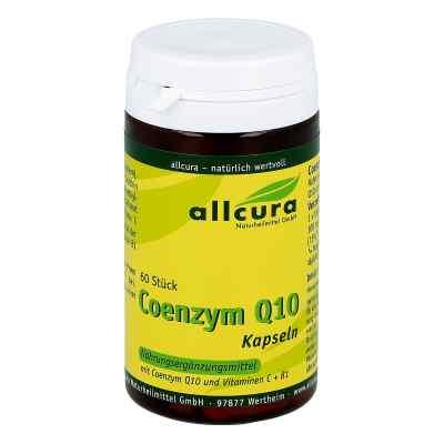 Coenzym Q10 Kapseln a 100 mg  bei juvalis.de bestellen