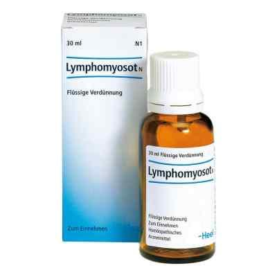 Lymphomyosot N Tropfen  bei juvalis.de bestellen