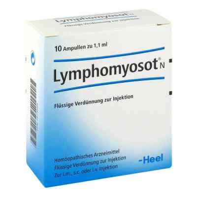 Lymphomyosot N Ampullen  bei juvalis.de bestellen