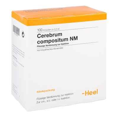 Cerebrum Compositum Nm Ampullen  bei juvalis.de bestellen