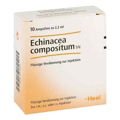Echinacea Compositum Sn Ampullen  bei juvalis.de bestellen