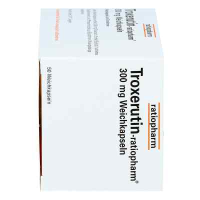 Troxerutin-ratiopharm 300mg  bei juvalis.de bestellen