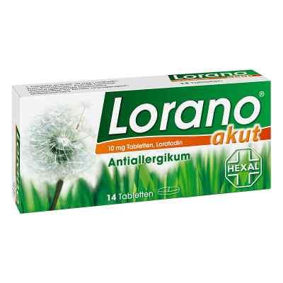 Lorano akut  bei juvalis.de bestellen