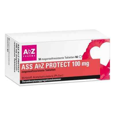 ASS AbZ PROTECT 100mg  bei juvalis.de bestellen