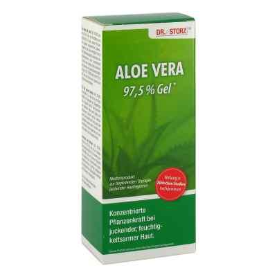 Aloe Vera Gel 97,5% Doktor Storz Tube  bei juvalis.de bestellen