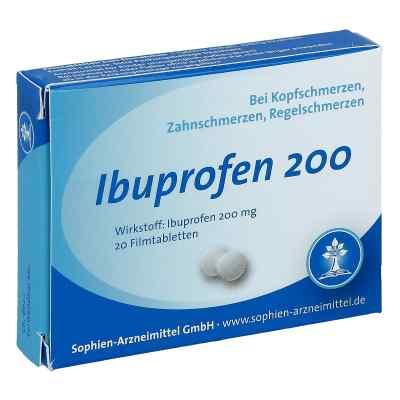 Ibuprofen 200  bei juvalis.de bestellen