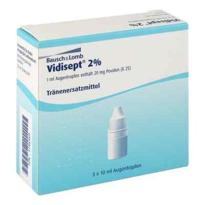 Vidisept 2% Augentropfen  bei juvalis.de bestellen