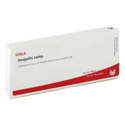 Anagallis Comp. Ampullen  bei juvalis.de bestellen