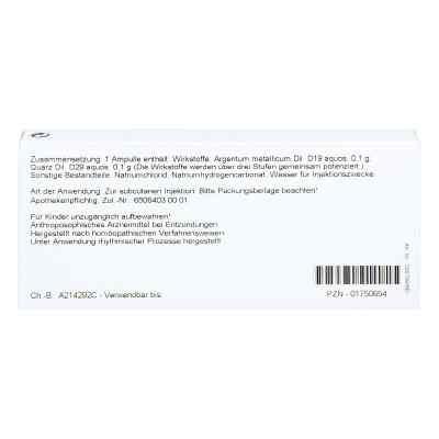 Argentum/quarz Ampullen  bei juvalis.de bestellen