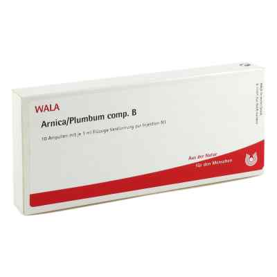 Arnica/plumbum compositus B Ampullen  bei juvalis.de bestellen