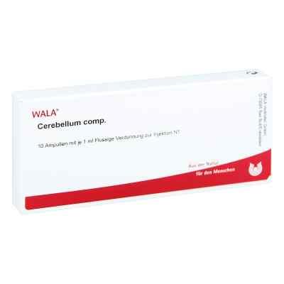 Cerebellum Comp. Ampullen  bei juvalis.de bestellen
