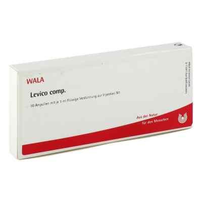 Levico Comp. Ampullen  bei juvalis.de bestellen