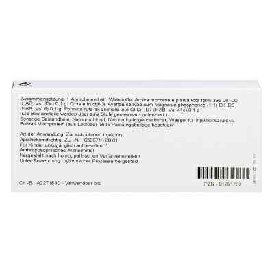 Magnesium Phos. Comp. Ampullen  bei juvalis.de bestellen